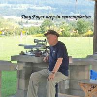 Tony Boyer comtemplates